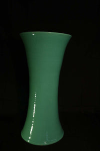 "23"" JADE GREEN CARNATION JAR"