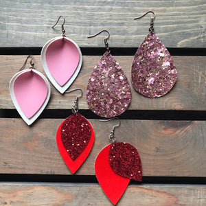 Saint Valentine's Day Earrings
