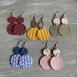 {Falling for Fall} Earrings