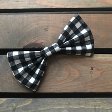Go For Gingham Bow Ties