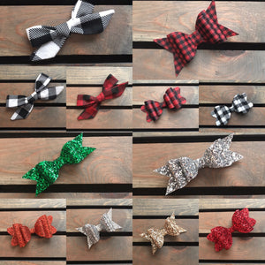 North Pole Bows