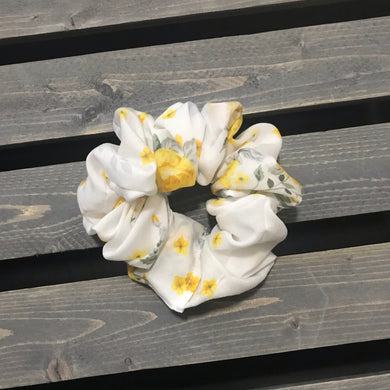 Sunshine & Happiness Simple Scrunchie