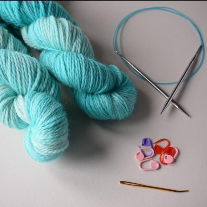 ZERO TO KNIT KITS :: Why so special?