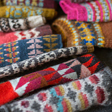 LEARN FAIR ISLE ONLINE :: Saturday 29 August