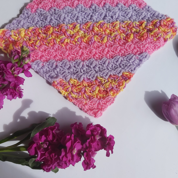 CORNER TO CORNER CROCHET WORKSHOP ONLINE (Beginners Welcome) :: Sunday 26 July