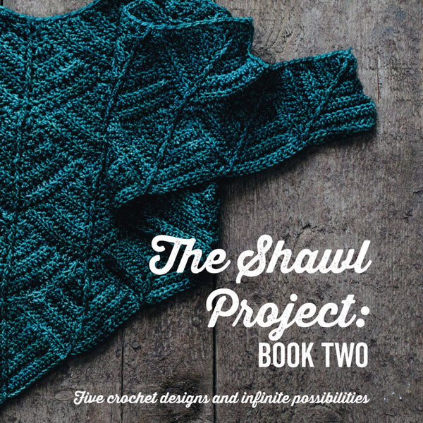 THE SHAWL PROJECT :: BOOK 2