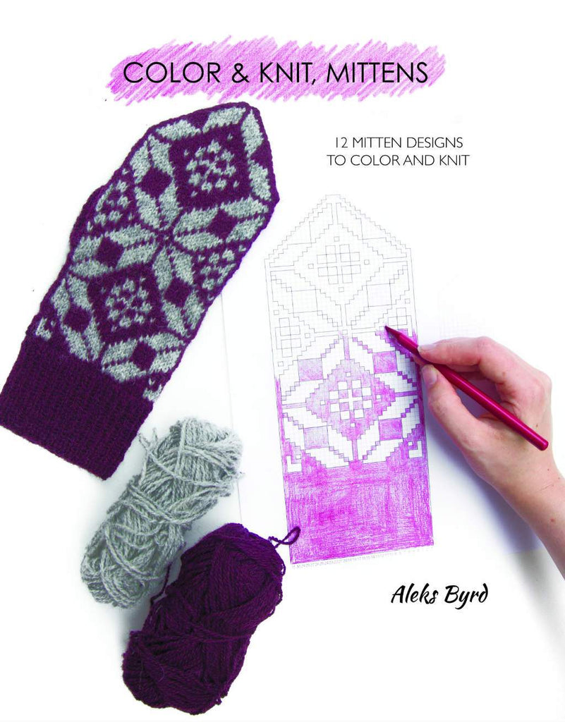COLOUR & KNIT MITTENS