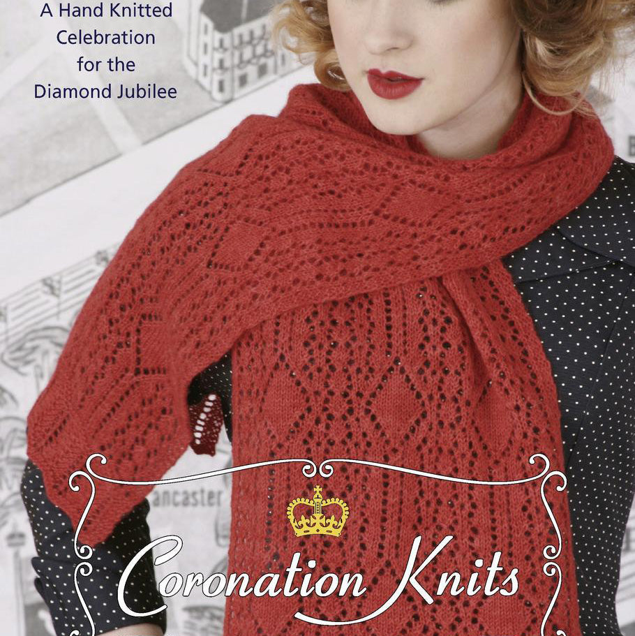 CORONATION KNITS :: A Handknitted Celebration For the Diamond Jubille