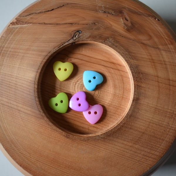 SWEETHEART BUTTONS :: 14mm