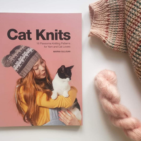 CAT KNITS :: 16 Pawsome Knitting Patterns For Yarn & Cat Lovers