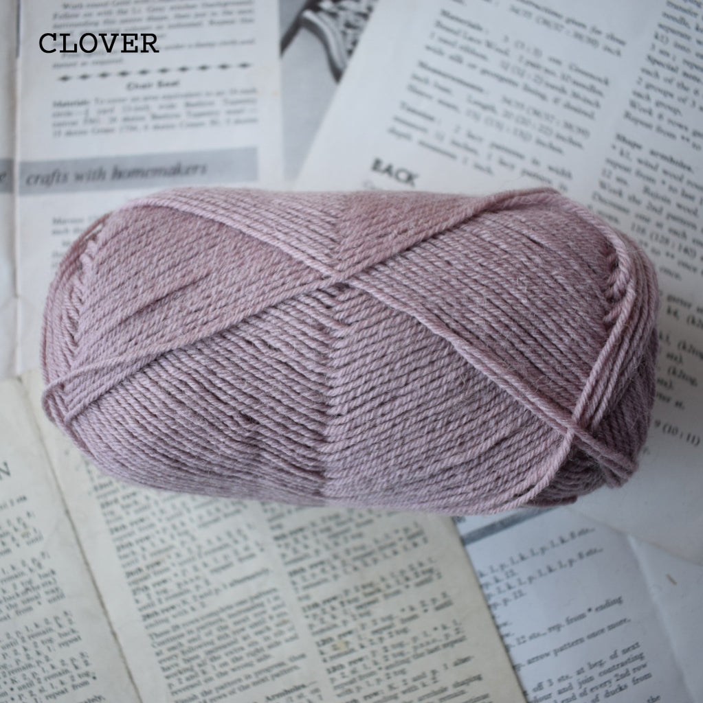 5-PLY GUERNSEY WOOL