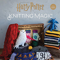 HARRY POTTER KNITTING MAGIC :: By Tanis Gray