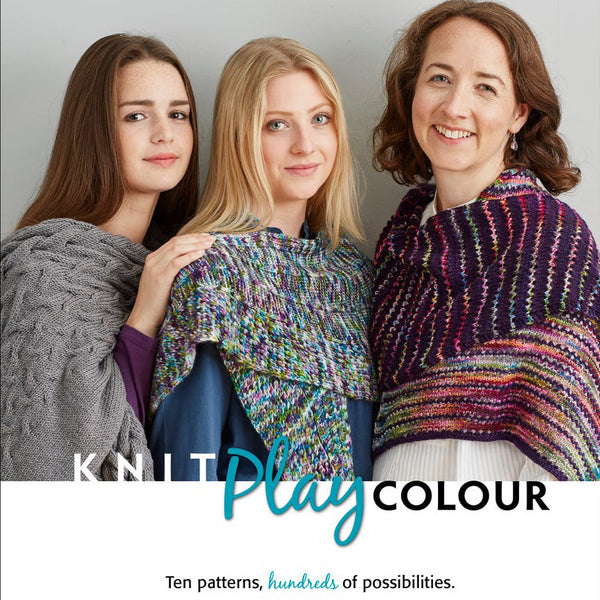 KNIT PLAY COLOUR :: LOUISE ZASS-BANGHAM