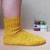 LEARN TO KNIT SOCKS ONLINE :: Saturday 22 May