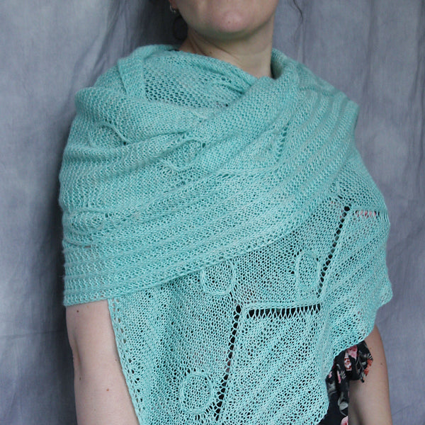 BOMBSHELL SHAWL KIT