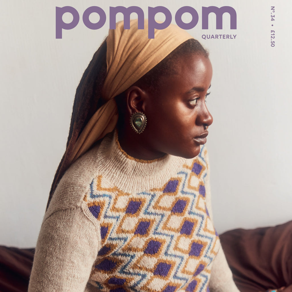 POM POM QUARTERLY ISSUE 34 :: Autumn 2020 Pre-Order