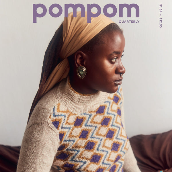 POM POM QUARTERLY ISSUE 34 :: Autumn 2020