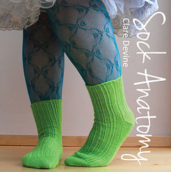 SOCK ANATOMY :: Dissecting Heels and Toes