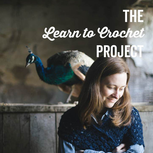 LEARN TO CROCHET KIT :: Burwell Cowl