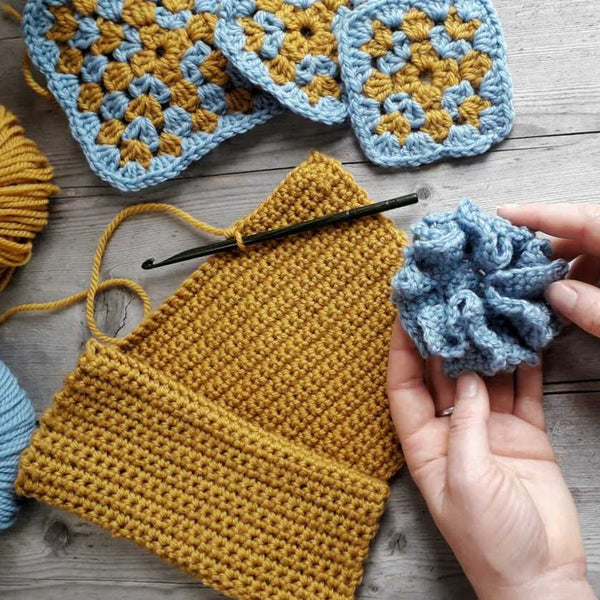 ZERO TO CROCHET :: New Crocheters Course & Kit