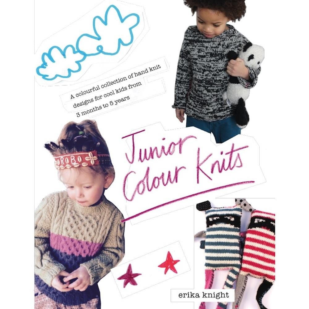 JUNIOR COLOUR KNITS :: Erika Knight