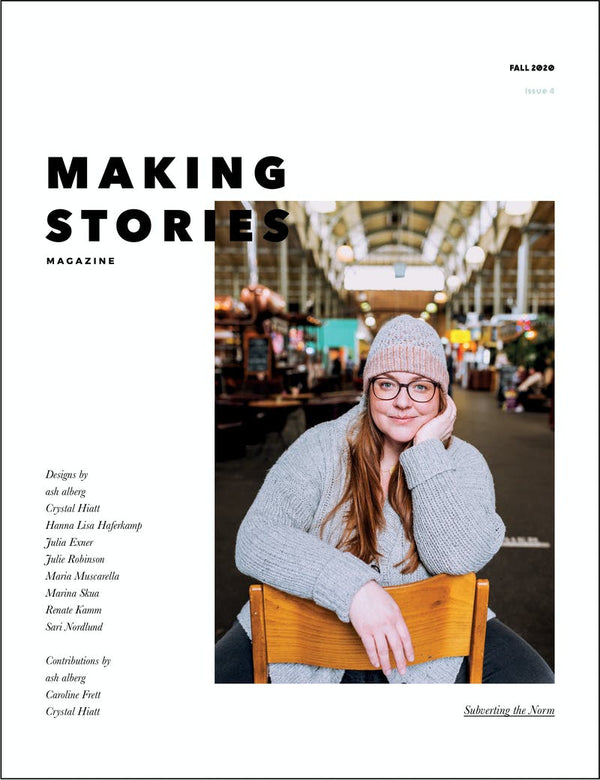 MAKING STORIES MAGAZINE :: ISSUE 4