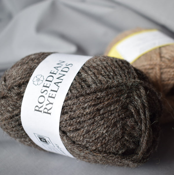 ROSEDEAN RYELAND DOUBLE KNITTING