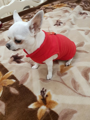 Winter Warm Fleece for Small Dogs