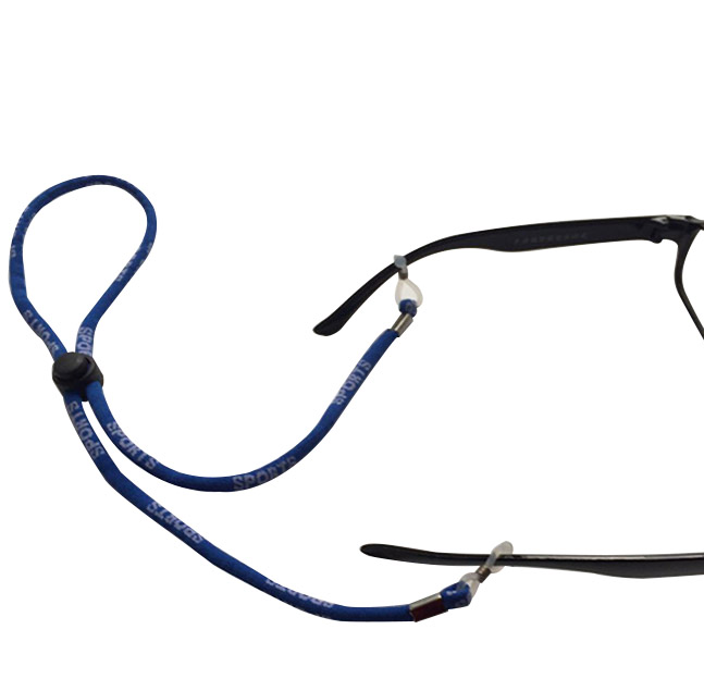 Adjustable rope for pet sunglasses