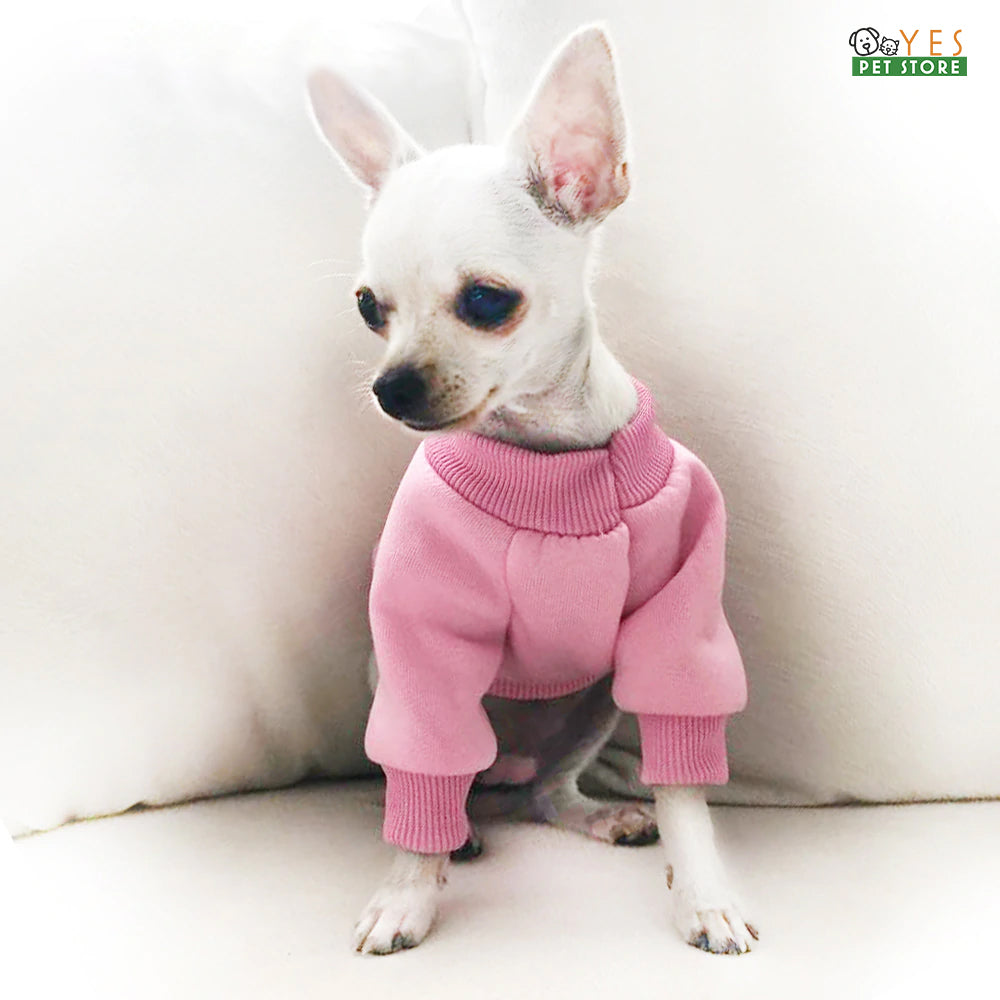 Warm Sweater for Small Dogs