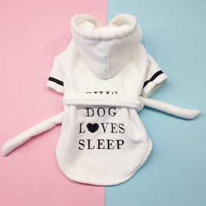 Bathrobe for Dogs
