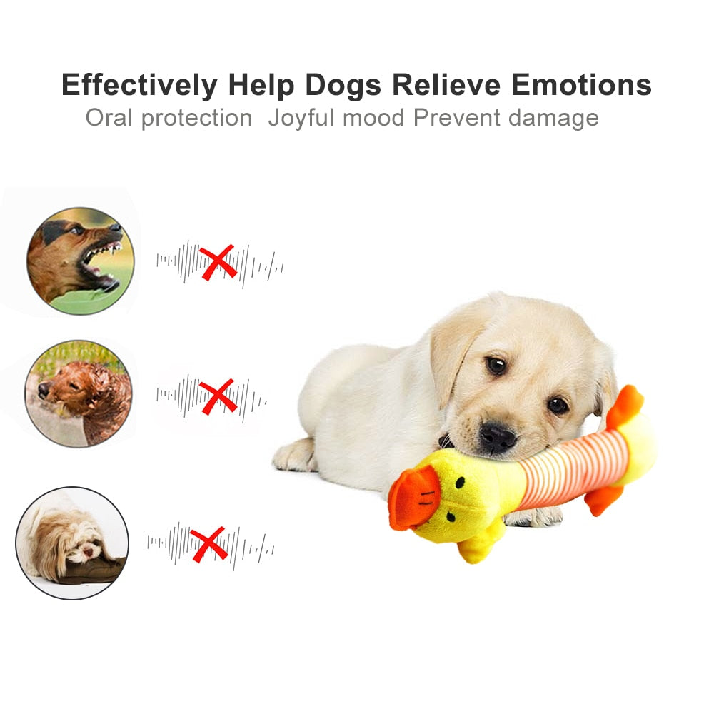Plush Toys for Dogs