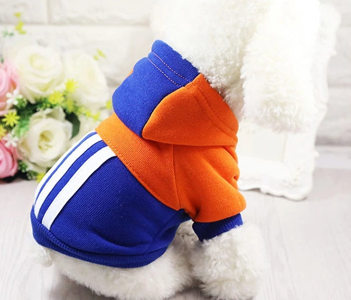 Soft Hoodie for small dogs