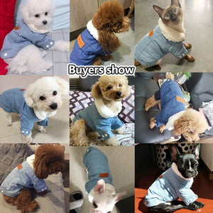 Luxury Winter Dog Jacket