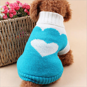 Small Dogs and Cats Sweaters Knitwear