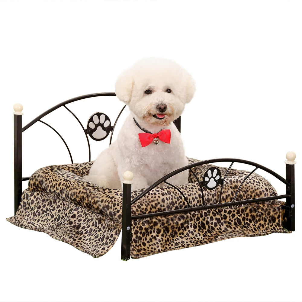 Luxury Pet Bed Sofa For Dogs and Kitten