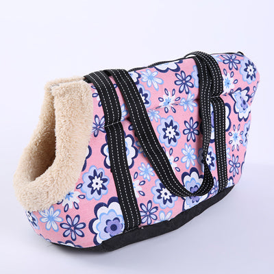 Bag Shoulder Warm carrier for Small Dogs