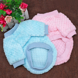 Cute Sweater Cotton For Small Dogs
