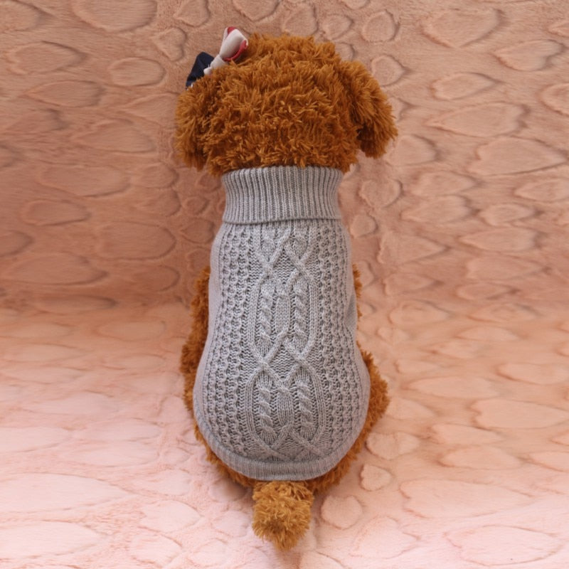 Knit Jumper for Small dogs