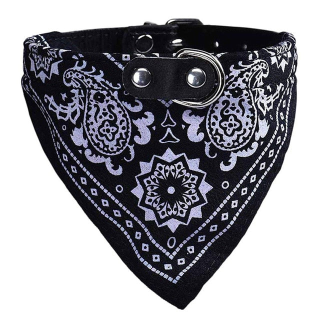 Bandana Dog Collar Adjustable