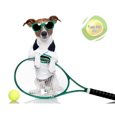 Tennis For Your Dog