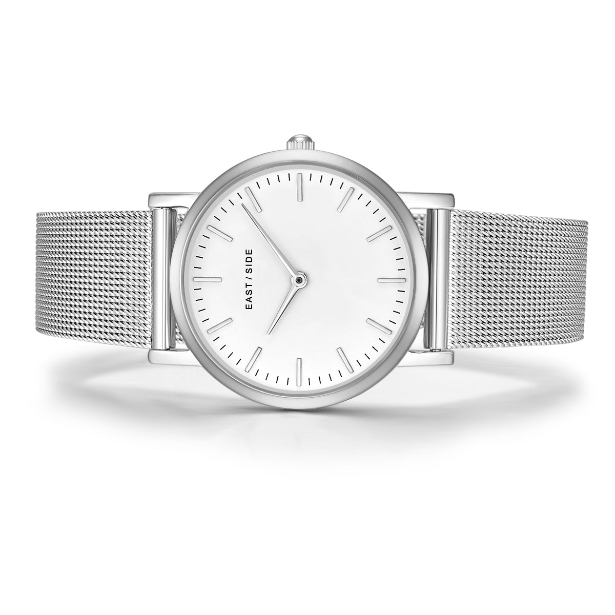 East Village Lady Watch silver silver