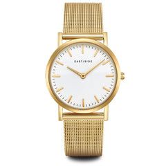 East Village Lady Watch yellow gold yellow gold