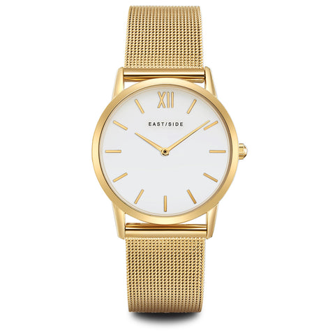 Upper Union Lady Watch brown roségold