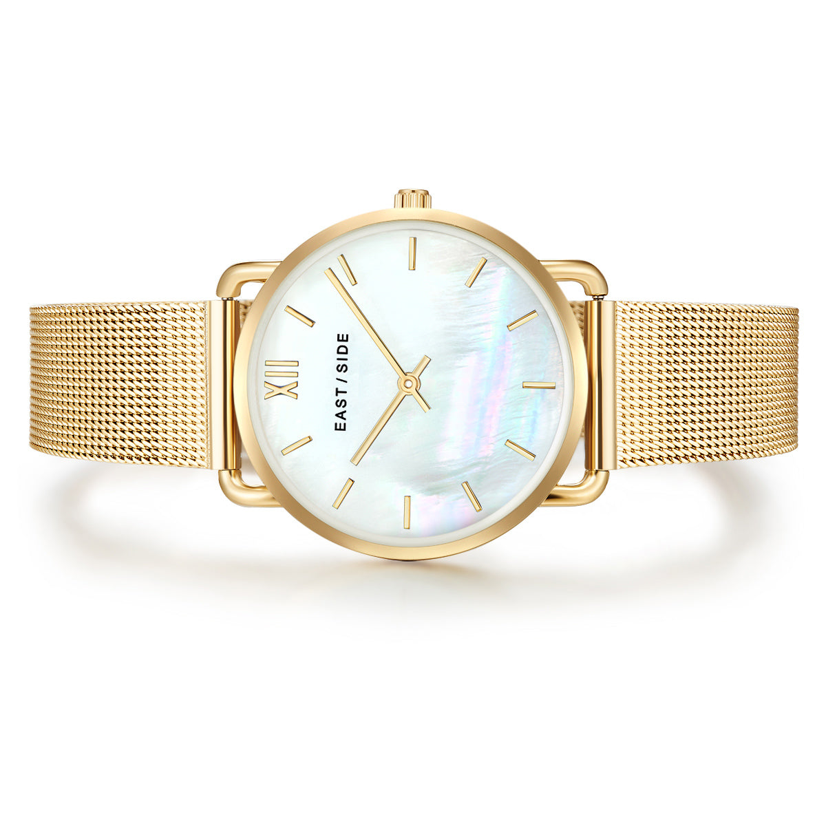Pearl Lady Watch yellow gold yellow gold