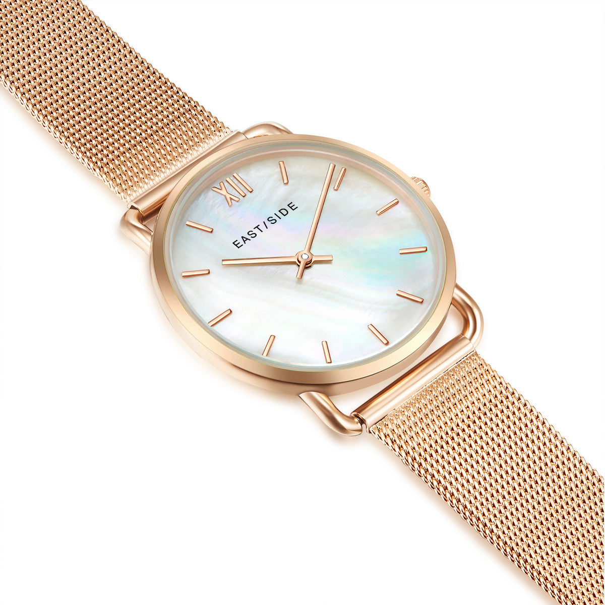 Pearl Lady Watch rosé gold rosé gold