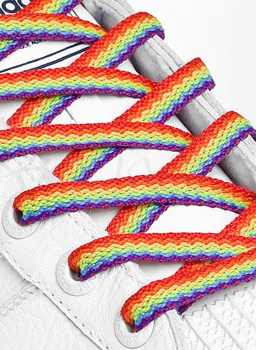 Pair of Rainbow Laces