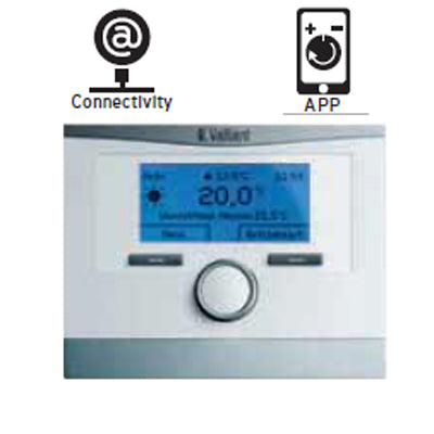 Multimatic VRC 700F regulation avec sonde exterieur sans fil - Vaillant