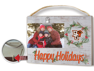 KH Clip It Happy Holidays Photo Frame