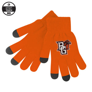 Logofit Itext Orange Gloves